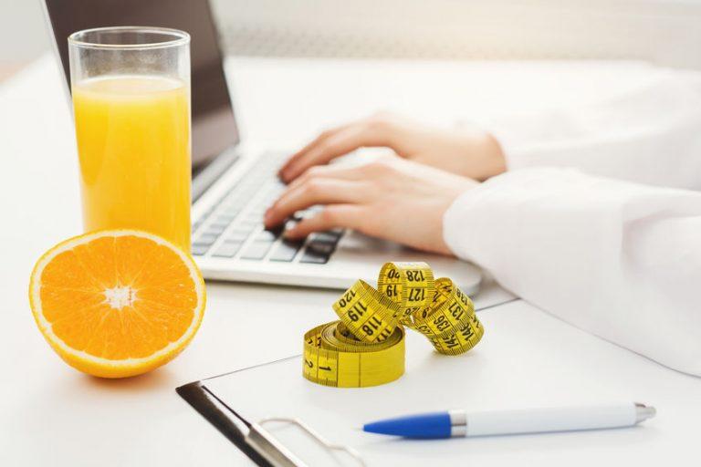 Online-Beratung - Gewichtsreduktion - Ernährungsberatung - Schaffhausen